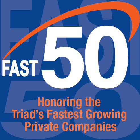 South Atlantic Named #19 of the Fastest Growing Companies in the Triad