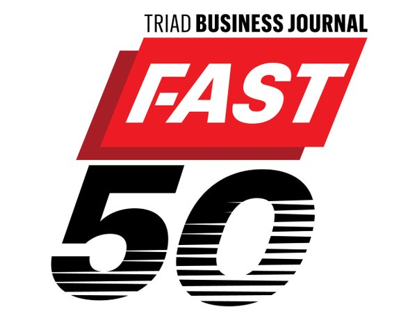 "South Atlantic Packaging Named Among ""Fast 50"" by N.C.'s Triad Business Journal for the 5th Consecutive Year"