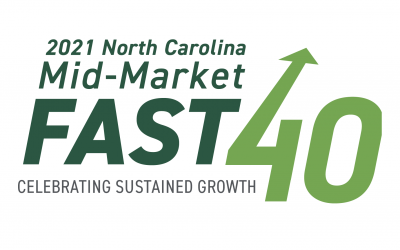 """South Atlantic Recognized As """"Fast 40"""" N.C. Company"""